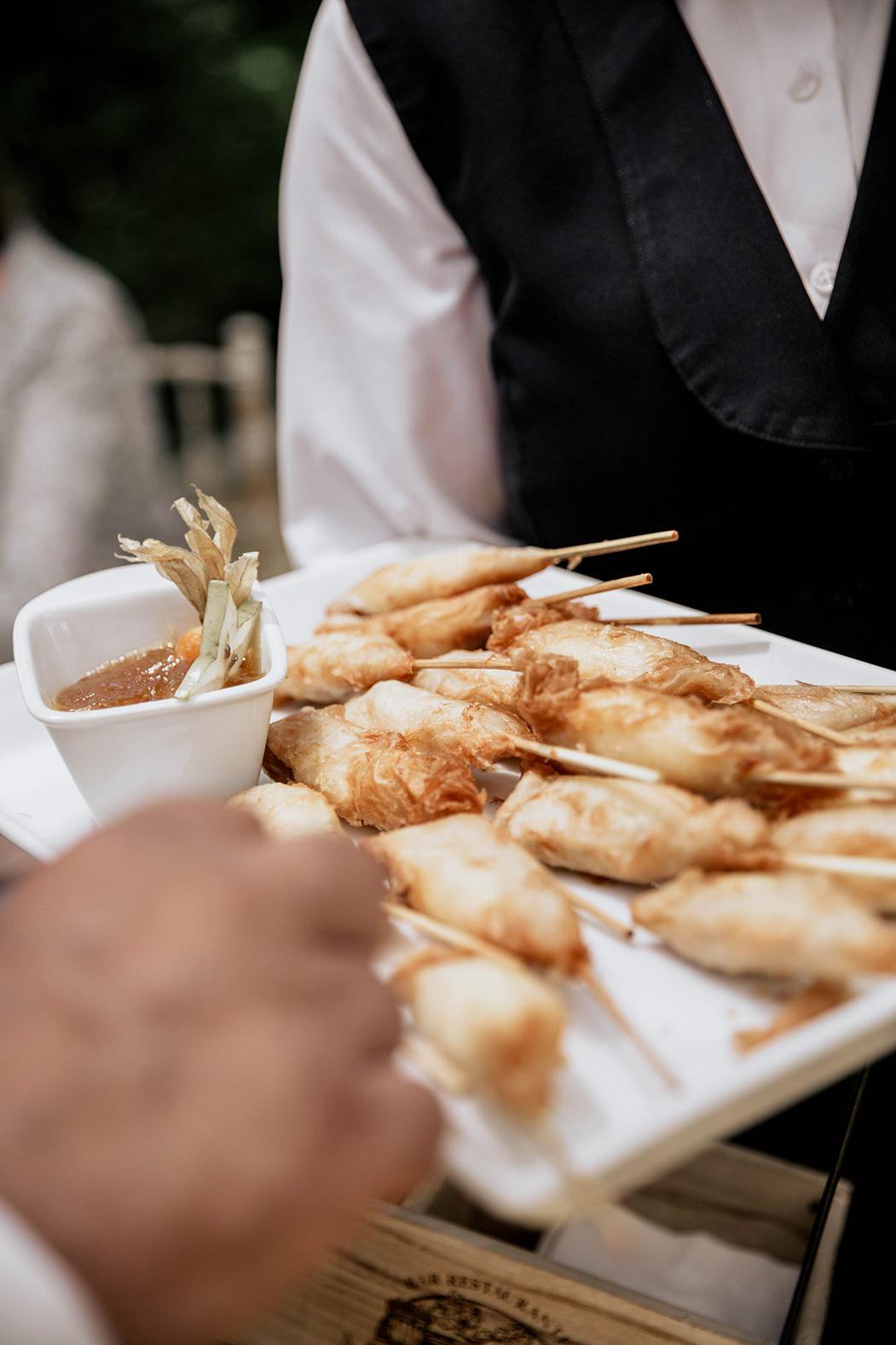Catering Manolo Mayo.